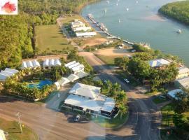 Hinchinbrook Resorts, Lucinda (Orpheus Island yakınında)
