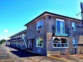 Angus Inn Motel, Angus (Alliston yakınında)