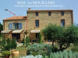 Mas la Mouillere, Camélas (рядом с городом Millas)