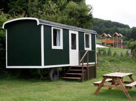 Campingpark Extertal, Extertal (Barntrup yakınında)