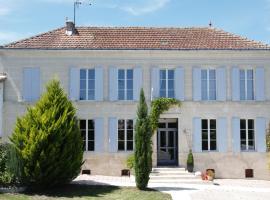 Maison Schuler, Berneuil (рядом с городом Thénac)