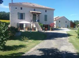 La Beline, Tayrac (рядом с городом Saint-Maurin)