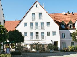Hotel Posthalter, Reichertshofen (Ebenhausen Werk yakınında)