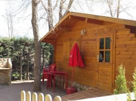 Camping Ecomillans S.L., Sacedón (Chillarón del Rey yakınında)