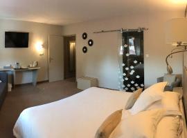 Hotel Spa Le Relais Des Moines, Вилерсель