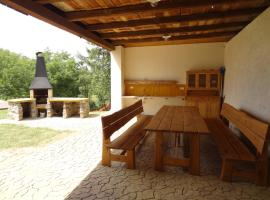 Chalupa u Toníčka, Týn nad Bečvou (Veselíčko yakınında)