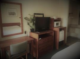 Budget Inn Riverside, Riverside (in de buurt van Rubidoux)