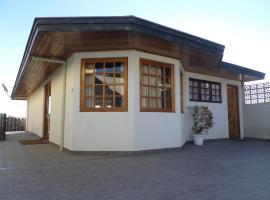 Zanzarini House
