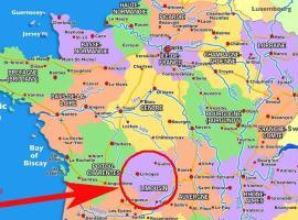 Limousin-Cottage, Mailhac-sur-Benaize