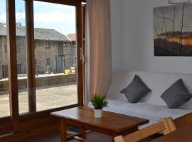 Apartamento de Montaña, Escardacs (рядом с городом Urtx)