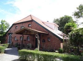 Ferienwohnung Melkkamer, Rhauderfehn (Backemoor yakınında)