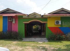 Taman negara rainbow guest house, Kuala Tahan