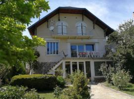 Villa Le Gai Soleil, Эмбрён (рядом с городом Les Clots)