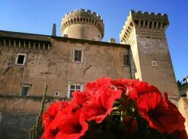 Antica Corte del Castello, Fiano Romano
