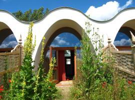 Gästehaus am Wangeliner Garten, Wangelin (Stepenitz yakınında)