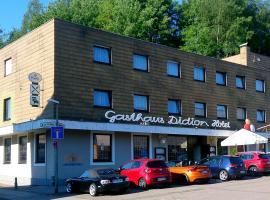 Gasthaus Hotel Didion, Quierschied (Merchweiler yakınında)