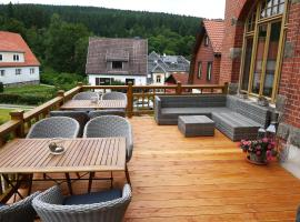 Comfort-Hotel garni Schierker Waldperle, Schierke
