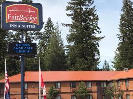 FairBridge Inn and Suites, Ponderay (in de buurt van Sandpoint)