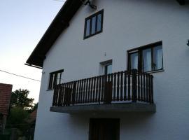 Kuca za odmor, Brinje