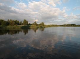 Dacha v Aksakavo, Yur'yevo (Near Pestovskoye Reservoir)
