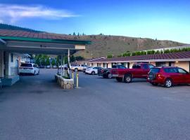 Trans Canada Motel, Kamloops