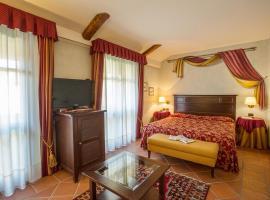 Romantic Hotel Furno, San Francesco al Campo (Front yakınında)