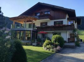 Landhaus Fuchs, Walchsee (Durchholzen yakınında)