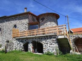 Gite La Tourterelle, Le Brignon (рядом с городом Agizoux)