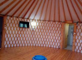 Ba Li Yurt, Giv'at Yo'av (рядом с городом Неот-Голан)