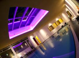 Best Western Plus Hotel Là Di Moret, Udine (Feletto Umberto yakınında)