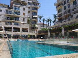 Check These Budget Hotels In Tel Aviv Andromeda Hill Jaffo Bedroom Living Room Deluxe