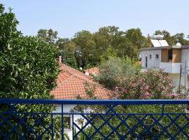 Villa Stegiovana, Ставрос (рядом с городом Áno Stavrós)