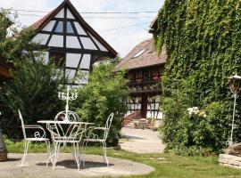 La Grange aux Coqs, Ittenheim (рядом с городом Hurtigheim)