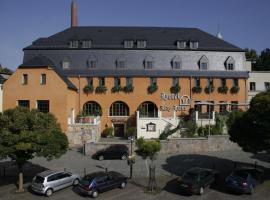 Hotel Lay-Haus, Limbach - Oberfrohna (Niederfrohna yakınında)