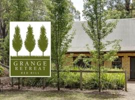 Grange Retreat, Red Hill