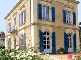 Logis Le Parc Hotel & Spa, Шато-Гонтье (рядом с городом Loigné-sur-Mayenne)