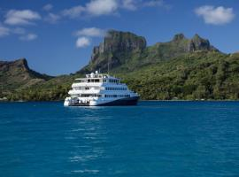 Haumana Cruise Taha'a to Bora Bora, Motu Tautau