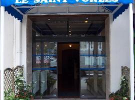 Hotel Le Saint Vorles, Châtillon-sur-Seine (рядом с городом Vix)