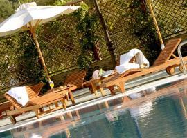 Hotel Pazo do Rio, Montrove (Perillo yakınında)