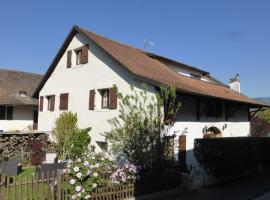 La Vy Bochenay, Vulbens (рядом с городом Chaumont)