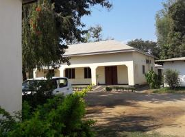 Ngoms Lodge, Liwonde (Near Zomba City)