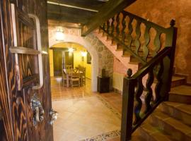 Casas Herrenales de Ulaca, Solosancho (Blacha yakınında)