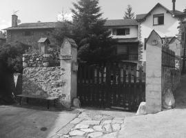 Cal Mirosa, Urus (Pedra yakınında)