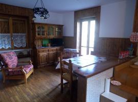 Laux apartment, Usseaux (Fenestrelle yakınında)