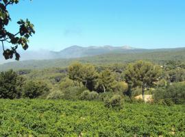Domaine viticole, Каси (рядом с городом Les Jeannots)