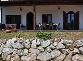 Le Terrazze, Posta Fibreno (Vicalvi yakınında)