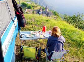 Camping In Tatev, Tat'ev (Halidzor yakınında)