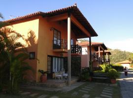 Casa Temporada Itaipava, Petrópolis (Barra Mansa yakınında)