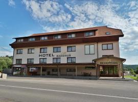 Hotel Bacchus Sovata