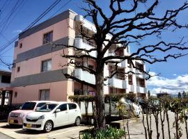 Backpackers Dorms Miwa Apartment